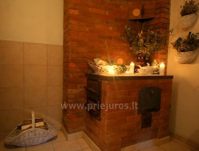 Sauna z łaźni asystenta w Kłajpedzie - 11