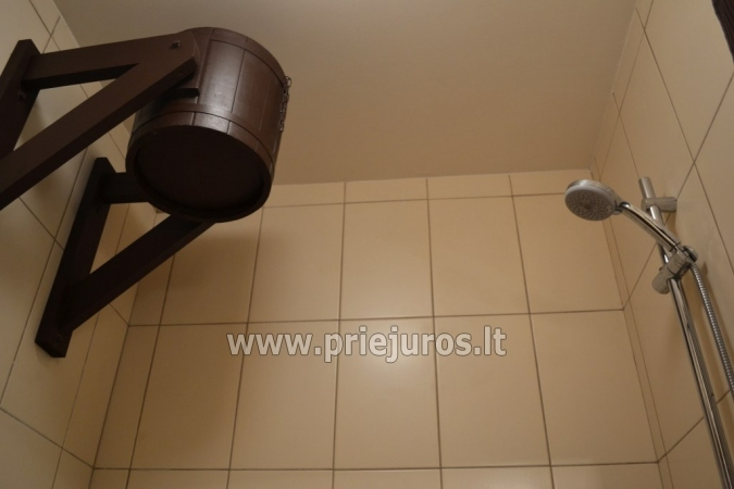 Sauna z łaźni asystenta w Kłajpedzie - 15