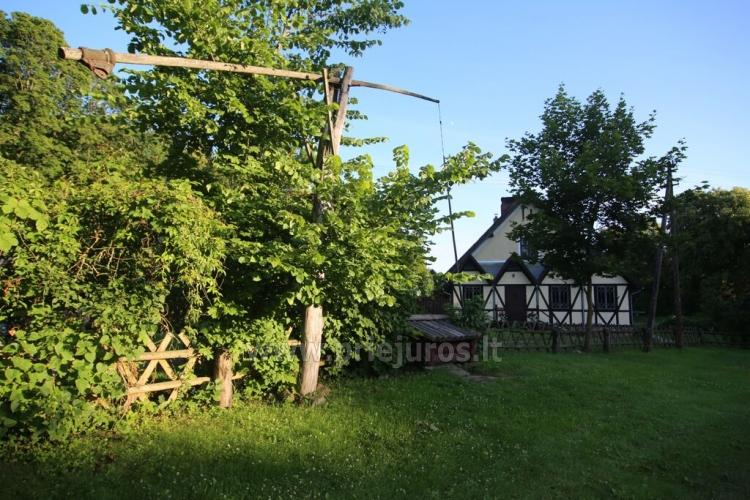 Sauna z łaźni asystenta w Kłajpedzie - 16