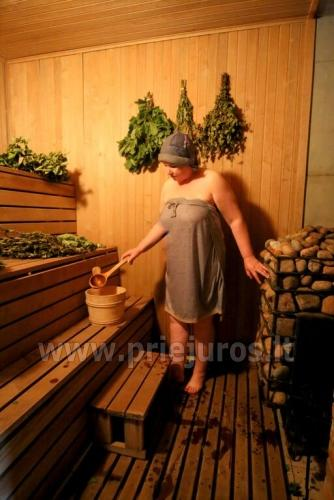 Sauna z łaźni asystenta w Kłajpedzie - 2