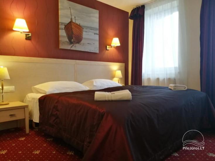 Hotel w Klajpedzie Pajurio vieskelis - 5