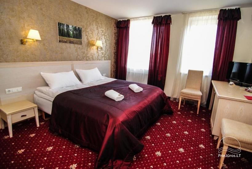 Hotel w Klajpedzie Pajurio vieskelis - 9