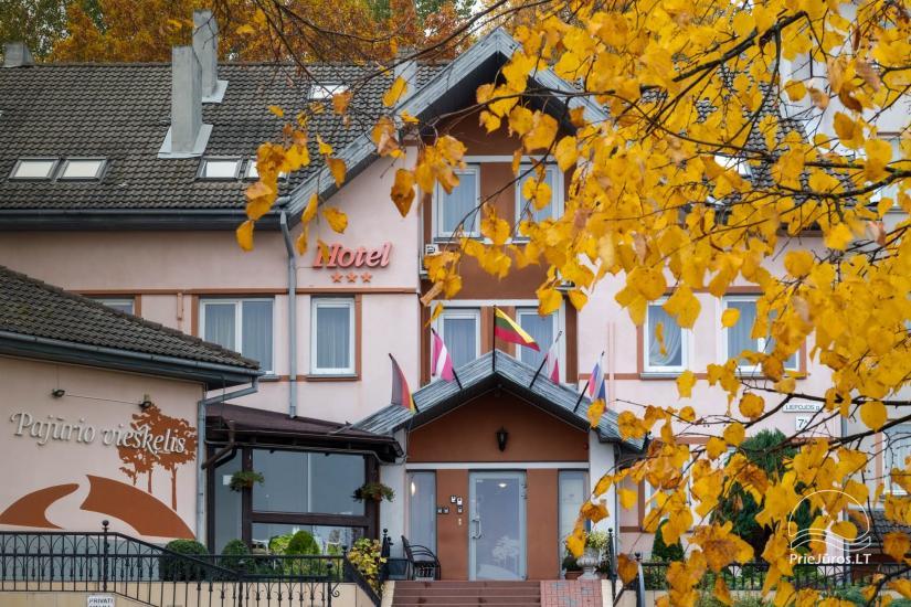 Hotel w Klajpedzie Pajurio vieskelis - 3