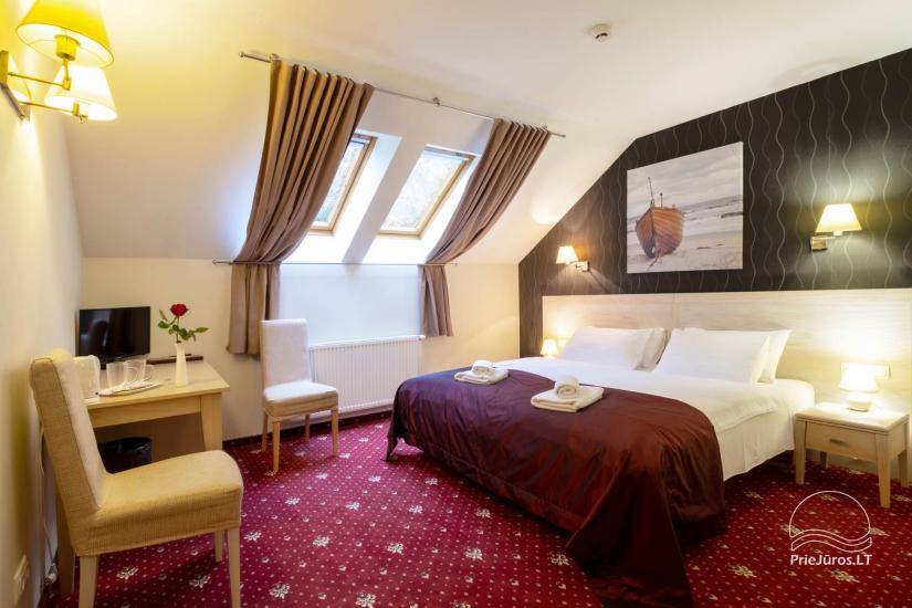 Hotel w Klajpedzie Pajurio vieskelis - 10