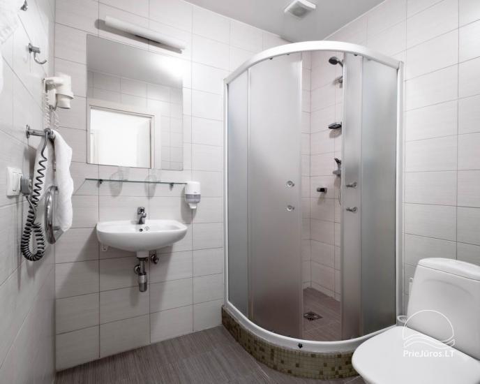 Hotel w Klajpedzie Pajurio vieskelis - 21