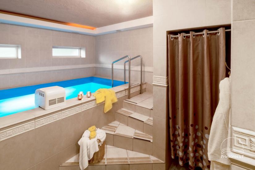 Hotel w Klajpedzie Pajurio vieskelis - 31