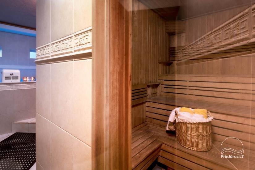 Hotel w Klajpedzie Pajurio vieskelis - 32