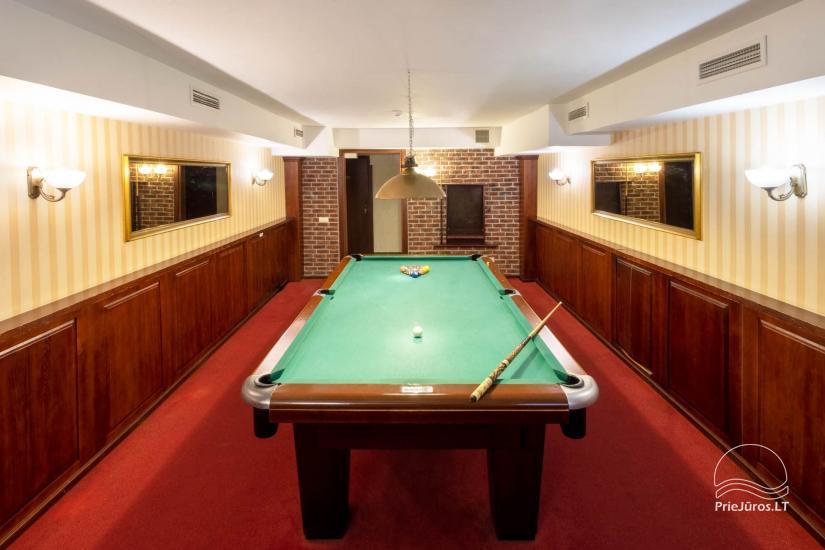 Hotel w Klajpedzie Pajurio vieskelis - 29