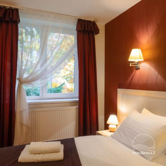 Hotel w Klajpedzie Pajurio vieskelis - 17