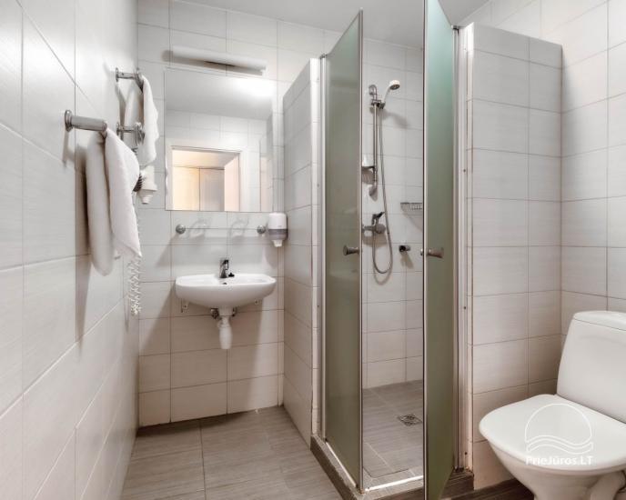 Hotel w Klajpedzie Pajurio vieskelis - 22