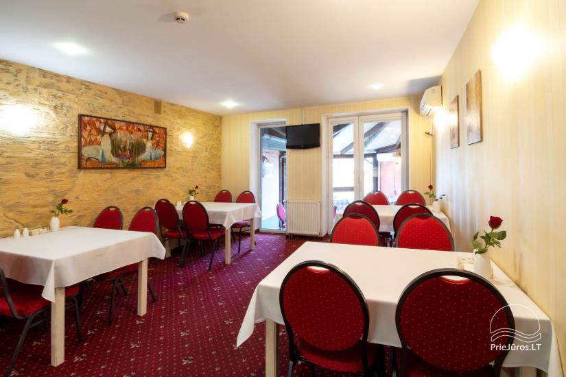Hotel w Klajpedzie Pajurio vieskelis - 24