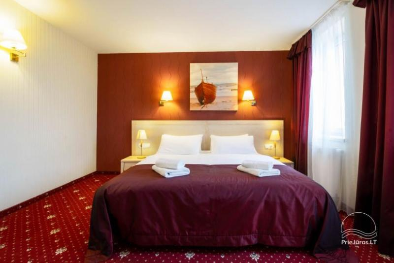 Hotel w Klajpedzie Pajurio vieskelis