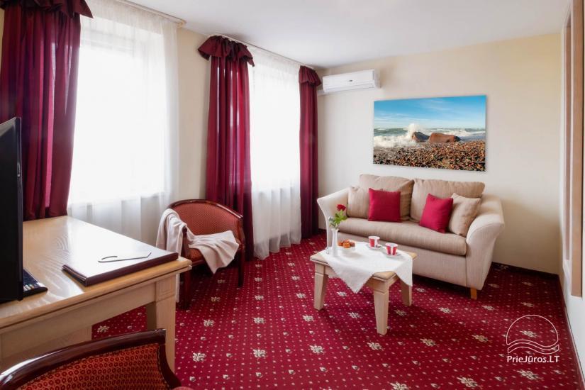 Hotel w Klajpedzie Pajurio vieskelis - 7
