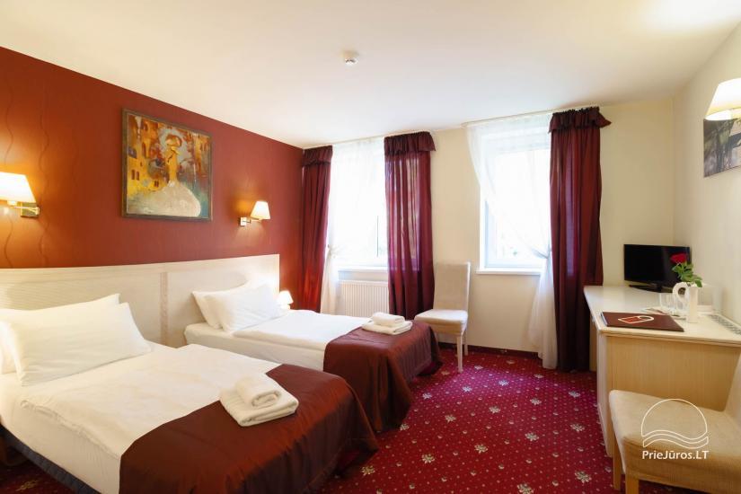Hotel w Klajpedzie Pajurio vieskelis - 15