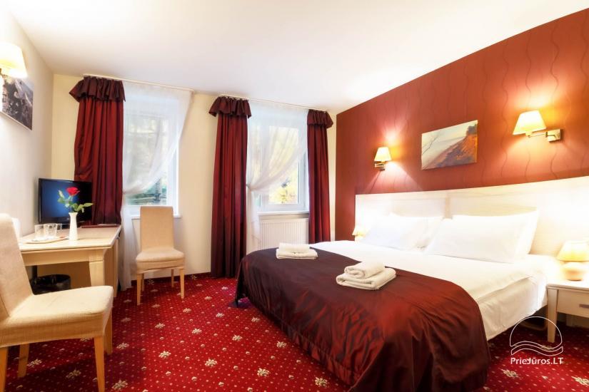 Hotel w Klajpedzie Pajurio vieskelis - 14
