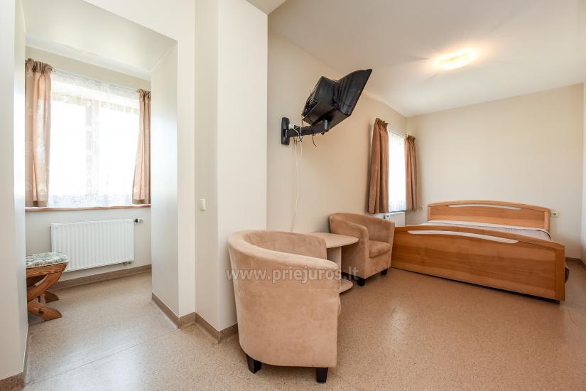 Pokoje dwuosobowe, trzyosobowe do wynajęcia Holiday house KNP - 3