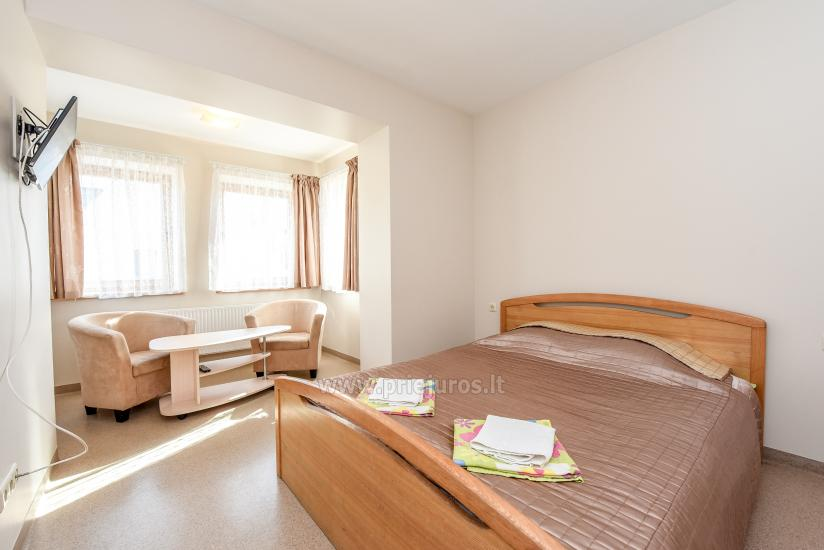 Pokoje dwuosobowe, trzyosobowe do wynajęcia Holiday house KNP - 6