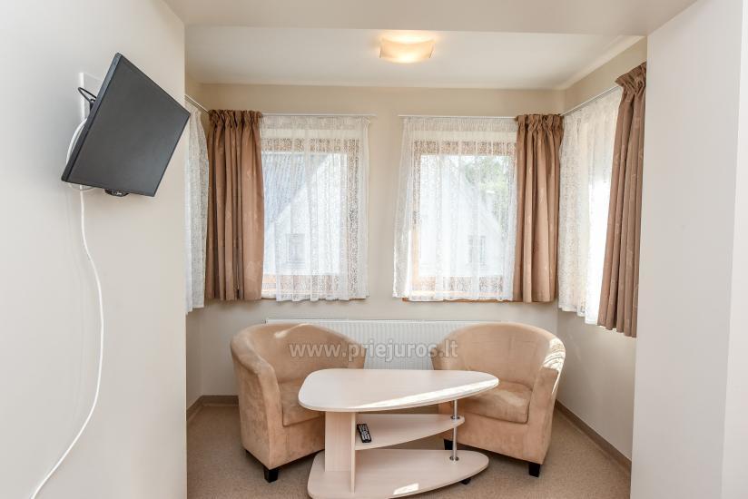 Pokoje dwuosobowe, trzyosobowe do wynajęcia Holiday house KNP - 8