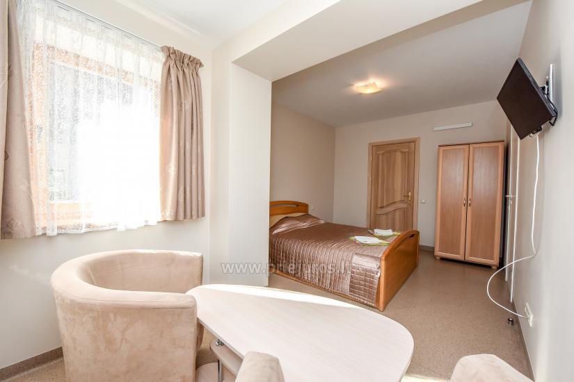 Pokoje dwuosobowe, trzyosobowe do wynajęcia Holiday house KNP - 9