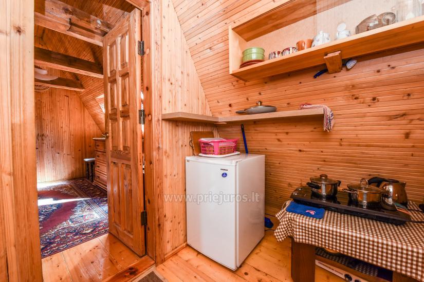 Ekologiczne 1-pokojowe mieszkanie w Nidzie - 6