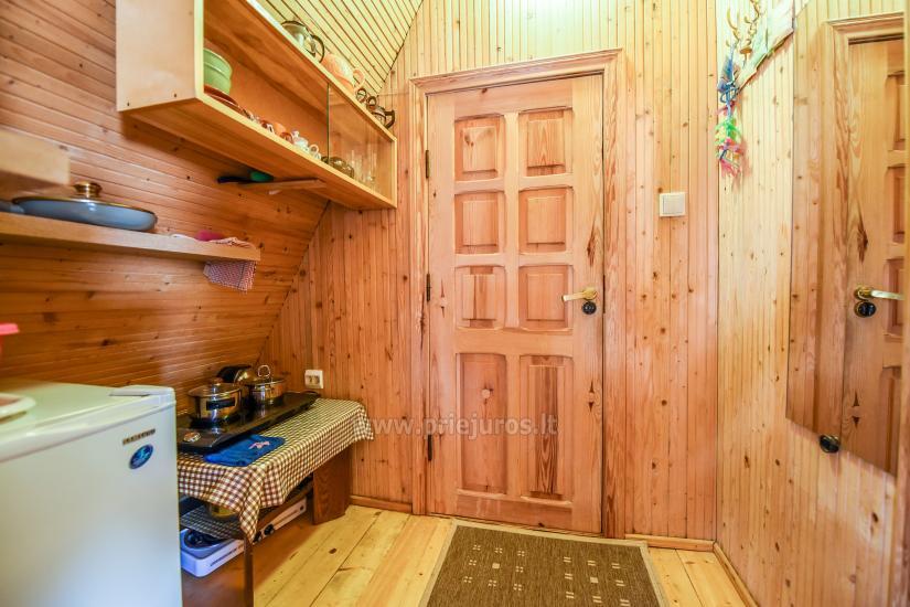 Ekologiczne 1-pokojowe mieszkanie w Nidzie - 7