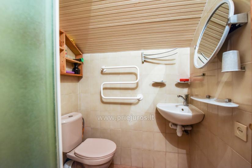 Ekologiczne 1-pokojowe mieszkanie w Nidzie - 9