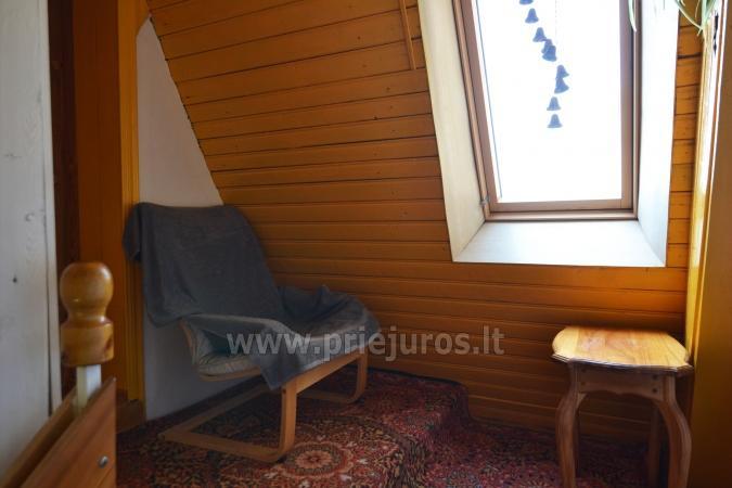 Ekologiczne 1-pokojowe mieszkanie w Nidzie - 8