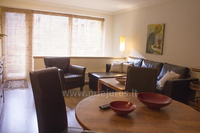 Przestronny (50qw.m) dwa pokoje apartament z tarasem i osobnym wejściem - 7