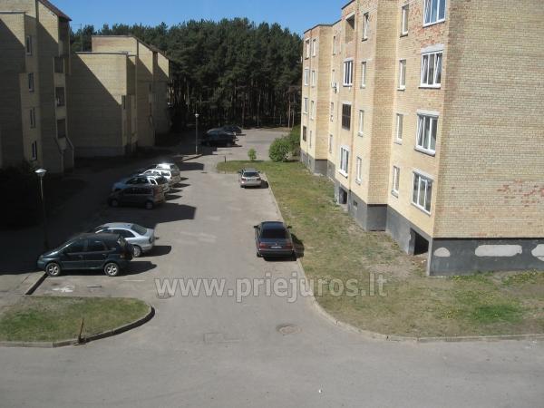 2 pokojowe mieszkanie w Sventoji - 10