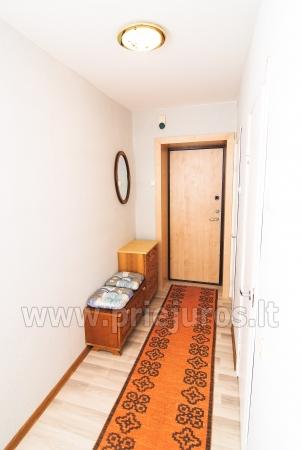 2 pokojowe mieszkanie w Sventoji - 7