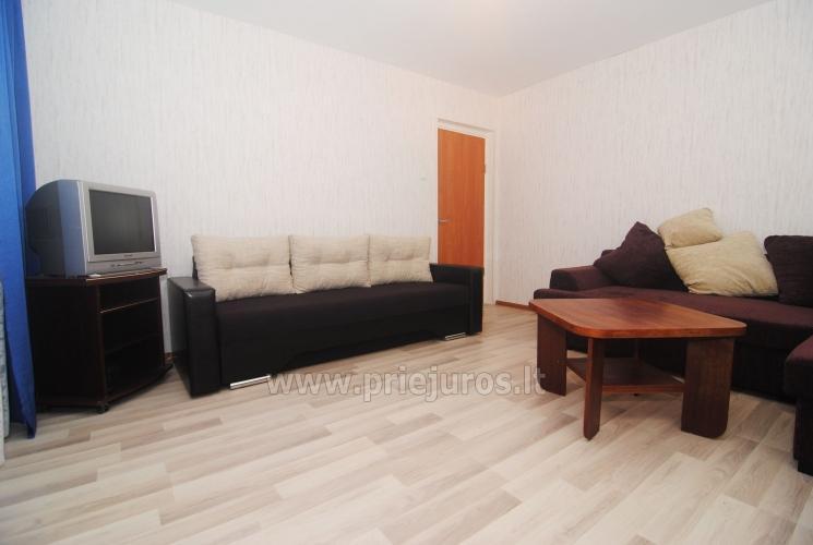2 pokojowe mieszkanie w Sventoji - 1