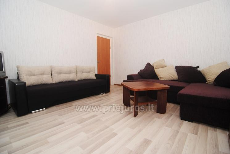 2 pokojowe mieszkanie w Sventoji - 2