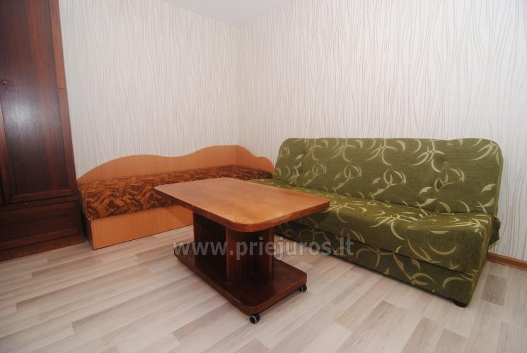 2 pokojowe mieszkanie w Sventoji - 5