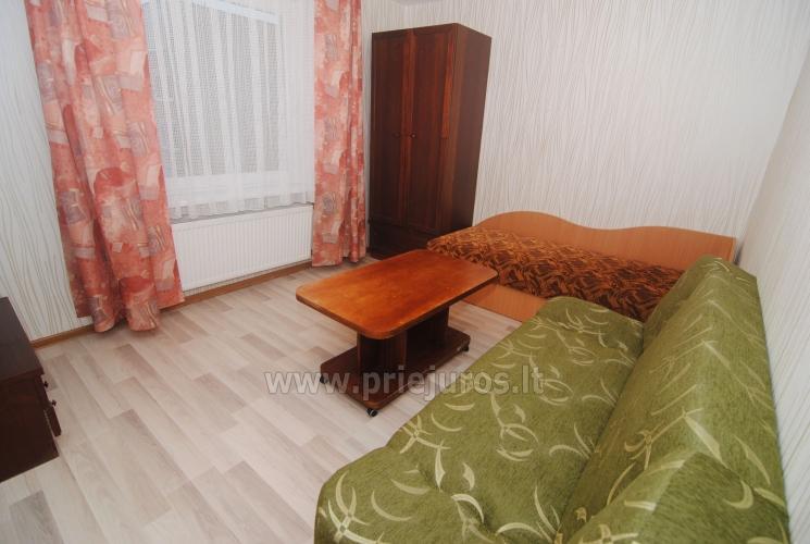 2 pokojowe mieszkanie w Sventoji - 6