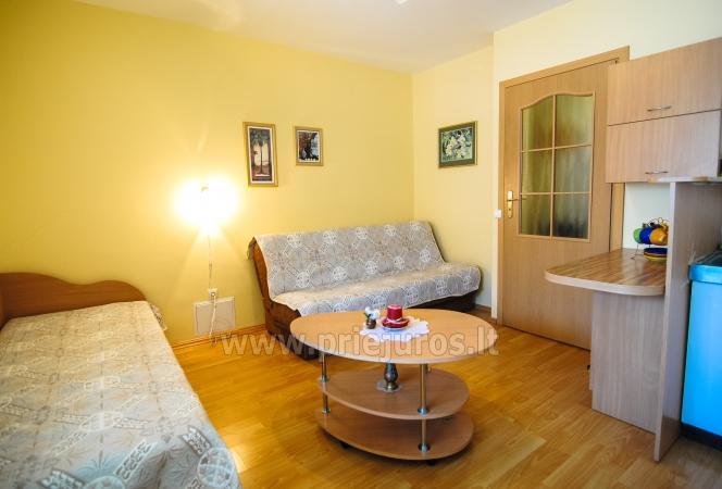 Dwupokojowe mieszkanie z balkonem i nowe meble w Połądze - 5