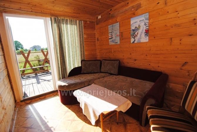 Pokoje i dom letniskowy do wynajęcia w pobliżu Sventoji - 8