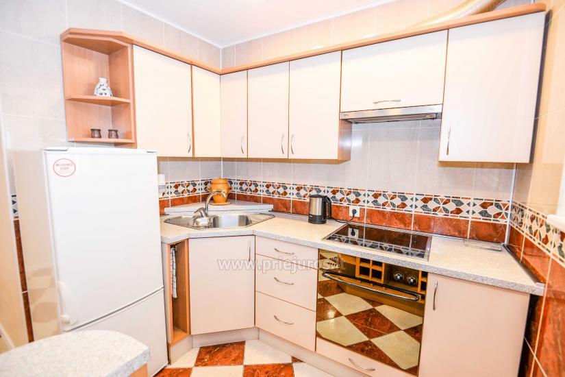 Wynajem apartamentow Juodkrantė w Mierzeja Kuronska - 8