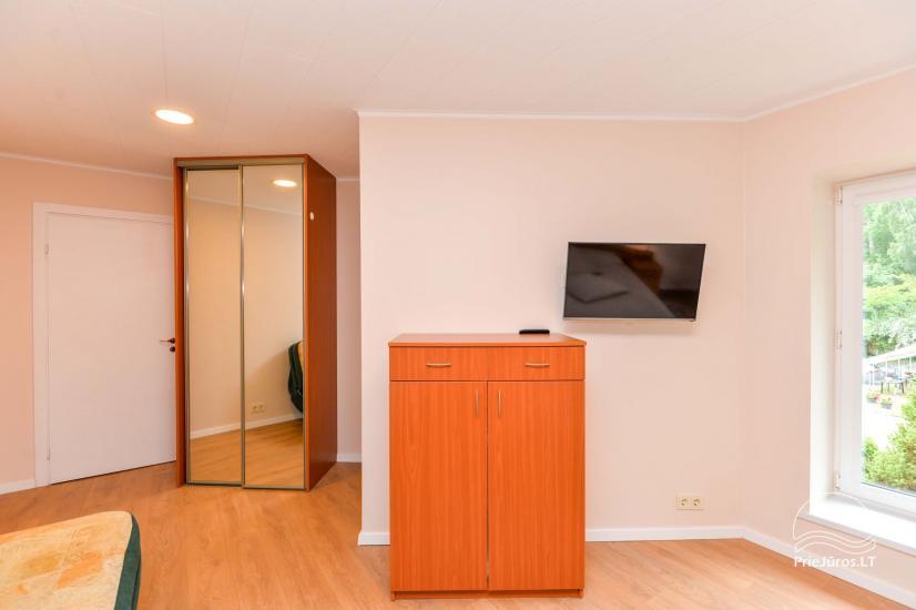 Wynajem apartamentow Juodkrantė w Mierzeja Kuronska - 25