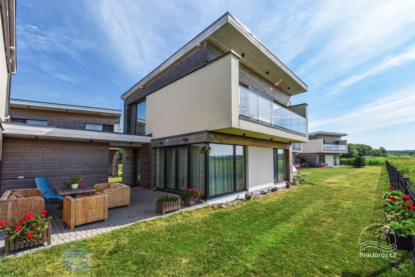 Wynajem domu w Połądze (3 sypialnie, 100 m.kw., od morza 500 m) - 1