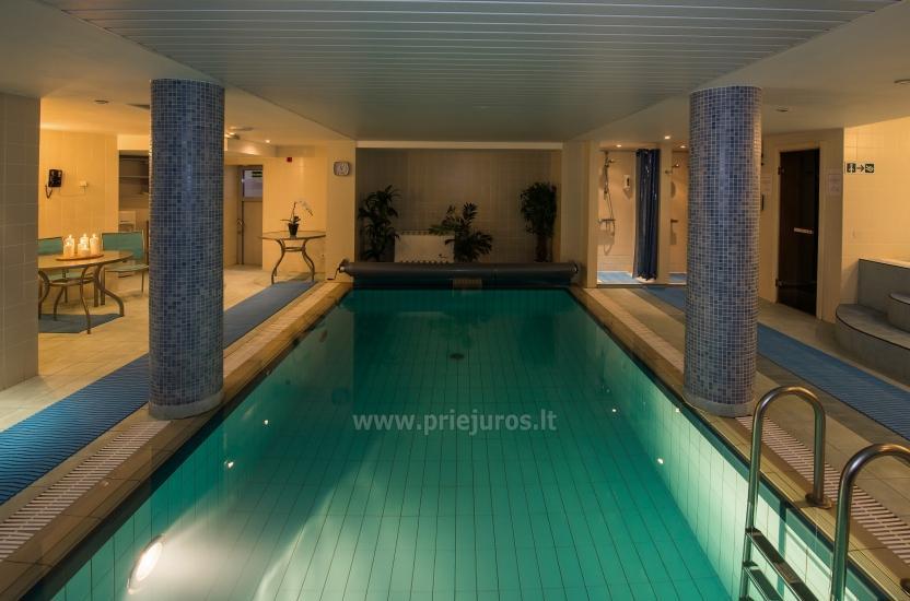 PALANGOS VETRA **** Hotel w Poladze - 14