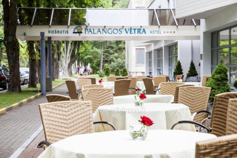 PALANGOS VETRA **** Hotel w Poladze - 4