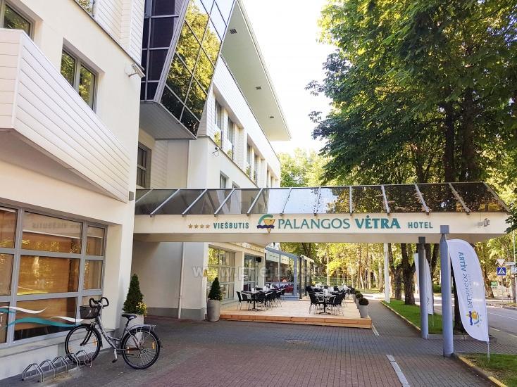 PALANGOS VETRA **** Hotel w Poladze - 19
