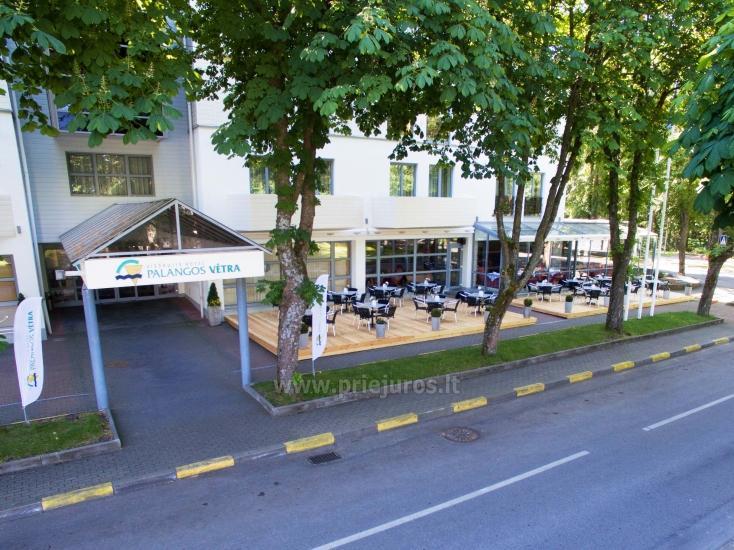 PALANGOS VETRA **** Hotel w Poladze - 20