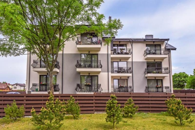 Pensjonat BERŽU VILLA. Nowo urządzony apartament w Palanga