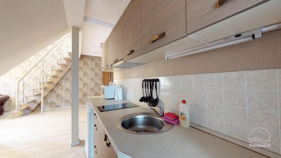 Villa Vanilla - nowocześnie urządzone pokoje ze wszystkimi udogodnieniami do wynajęcia w Karkle. 2 baseny, zaledwie 250 metrów od morza! - 21