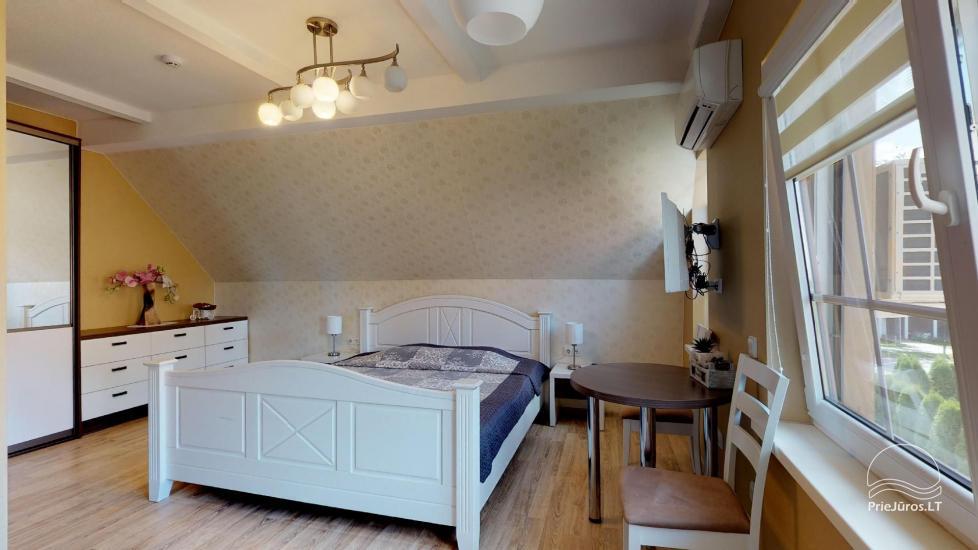 Villa Vanilla - nowocześnie urządzone pokoje ze wszystkimi udogodnieniami do wynajęcia w Karkle. 2 baseny, zaledwie 250 metrów od morza! - 31