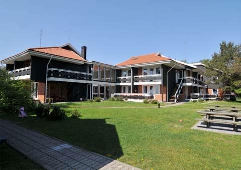 Apartamenty w Neringa: taras / balkon z widokiem na lagunę, Wi-Fi - 2