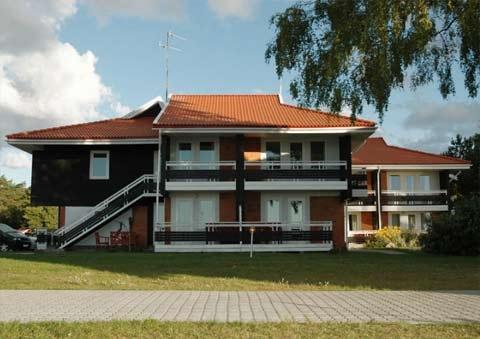Apartamenty w Neringa: taras / balkon z widokiem na lagunę, Wi-Fi - 4