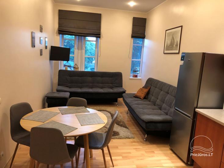 Dwa pokoje Mieszkanie do wynajęcia w Juodkrante - 1