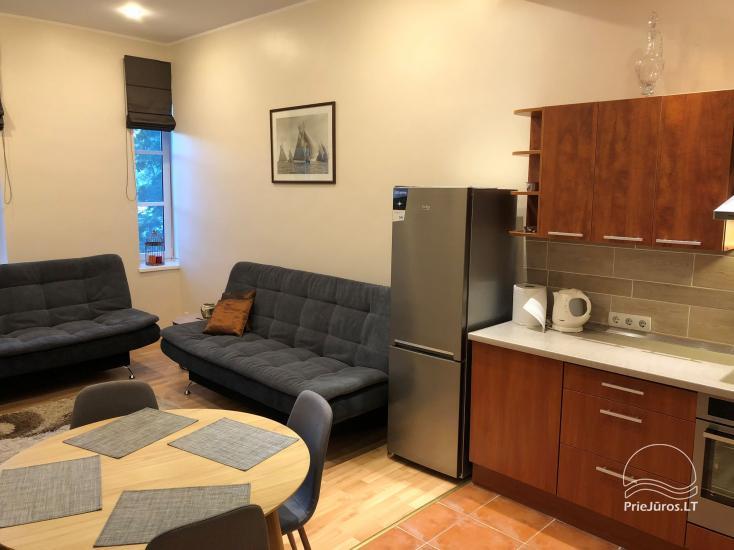 Dwa pokoje Mieszkanie do wynajęcia w Juodkrante - 2
